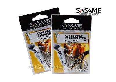 Anzol Sasame Chinu Ringed F720