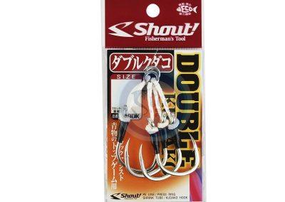 Suporte Hook Shout Double Kudako