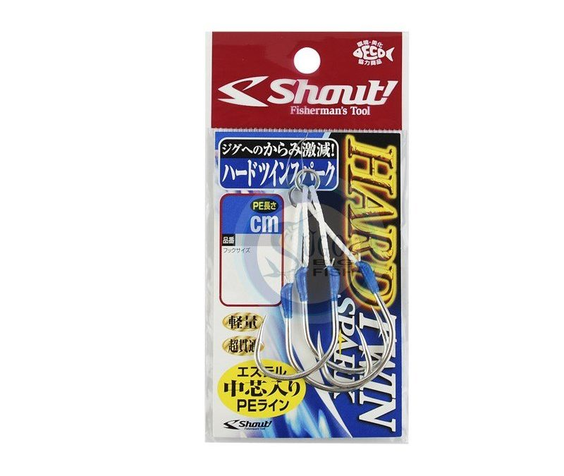 Suporte Hook Shout Gap Spark – Light Jig