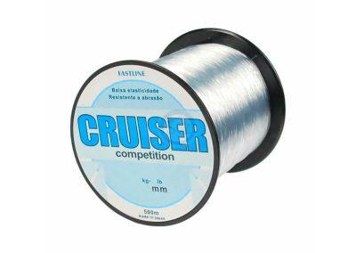 Linha Fastline Cruiser Competition – Monofilamento Fumê